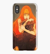 Love and Fear iPhone Case