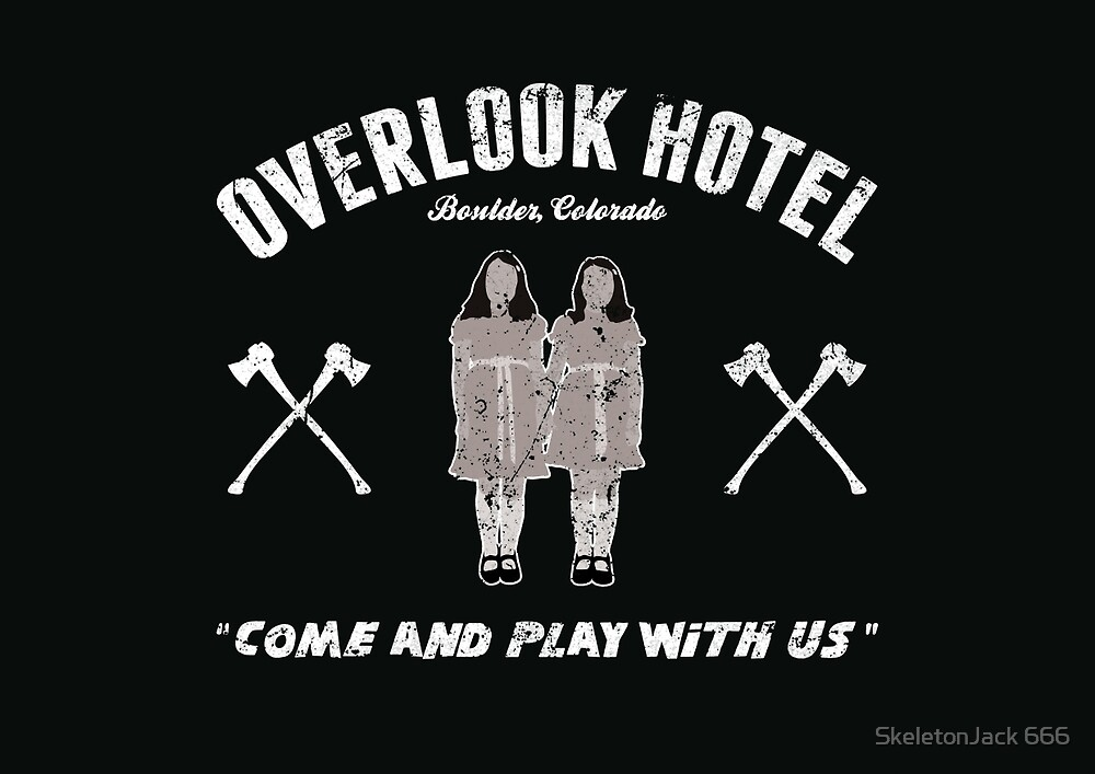 Overlook Hotel by SJ-Graphics