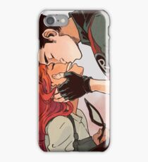 Robin and Starfire iPhone Case/Skin