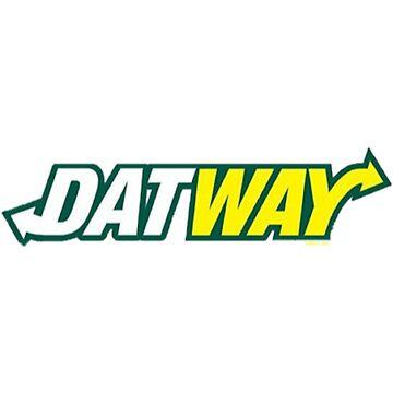 DatWay Regular Logo Tees (by 2MUD inc.) by 2MUDent