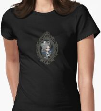 Pullip Marie Antoinette Womens Fitted T-Shirt