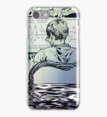The Physicist iPhone Case/Skin