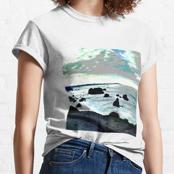 pop art coast Classic T-Shirt