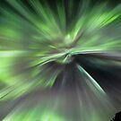 Northern Lights Corona by Frank Olsen