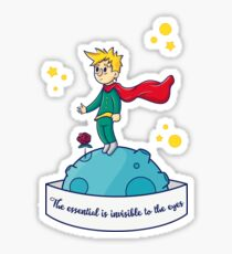 The Little Prince Sticker