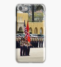 Marines at Camp Pendleton iPhone Case/Skin