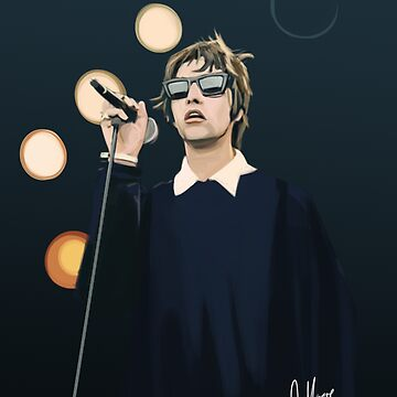 Liam Gallagher by revilomoore
