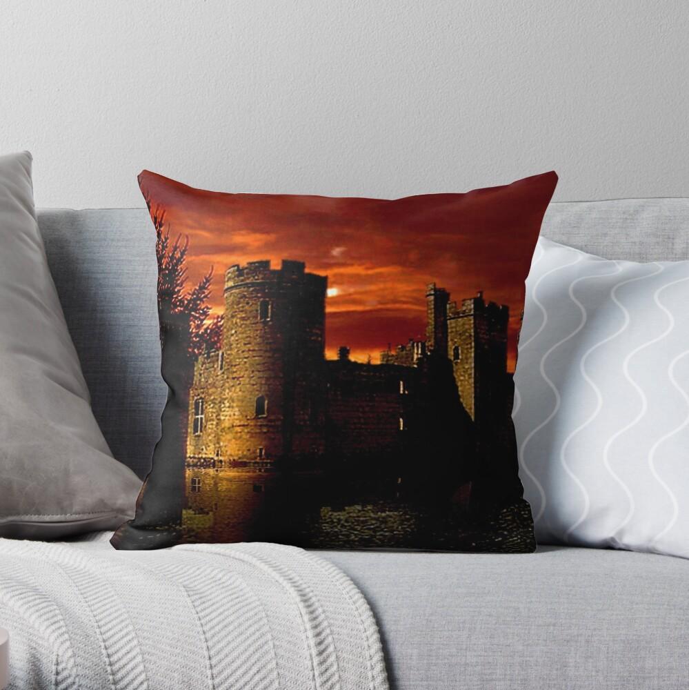 Bodium Castle rot [[[[]]] Dekokissen