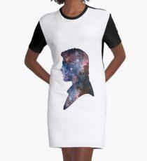 Han Solo - Galaxy Graphic T-Shirt Dress