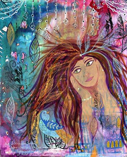 Jewels of Wonder by Julia Ostara  from ThriveTrue.com