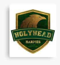 Holyhead Harpies Canvas Print