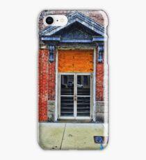 Facade 44 iPhone Case/Skin