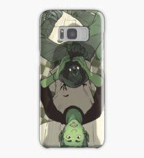 """""""When did we adopt a raven"""" Samsung Galaxy Case/Skin"""