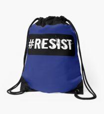 Resist Drawstring Bag