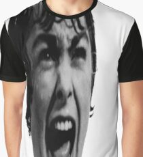 Janet Leigh Psycho Graphic T-Shirt