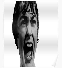 Janet Leigh Psycho Poster