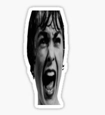Janet Leigh Psycho Sticker