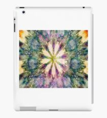 psychedelic fractal mandala  iPad Case/Skin