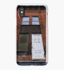 Facade 45 iPhone Case