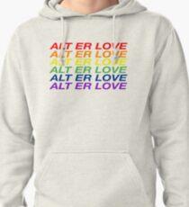 SKAM / ALT ER LOVE Pullover Hoodie