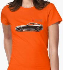 The F-Type Womens Fitted T-Shirt