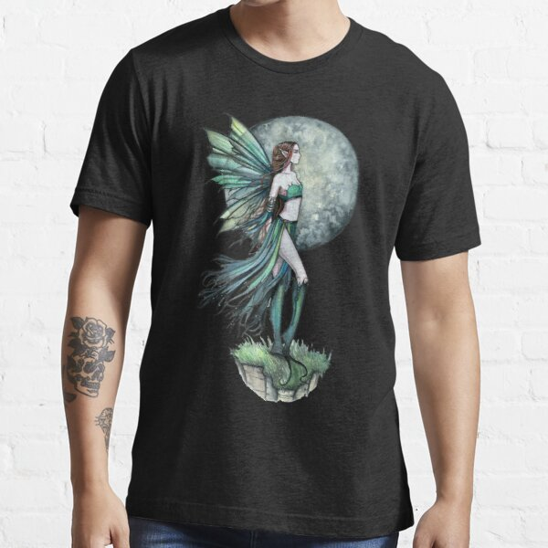 Fearless Fairy by Molly Harrison Essential T-Shirt