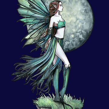 Fearless Fairy by Molly Harrison by robmolily