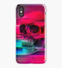 Mortality Glitch iPhone Case/Skin
