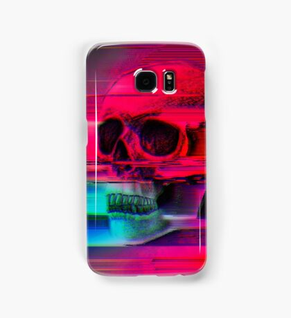 Mortality Glitch Samsung Galaxy Case/Skin
