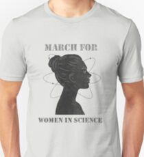 March for Women in Science T-Shirt