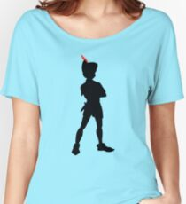 Peter Pan Women's Relaxed Fit T-Shirt