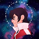 The Red Paladin - Keith by kickingshoes