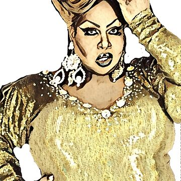 Latrice Royale by awildloly