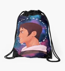 The Blue Paladin - Lance Drawstring Bag