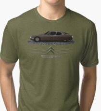 Citroen SM Tri-blend T-Shirt