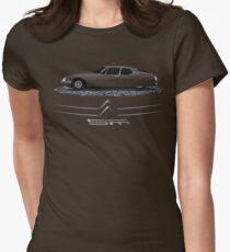 Citroen SM Womens Fitted T-Shirt