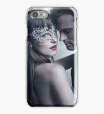 FIFTY SHADES DARKER iPhone Case/Skin
