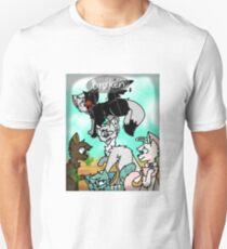 Broken Antagonists Unisex T-Shirt