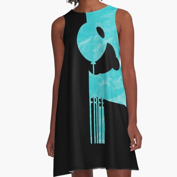 Free A-Linien Kleid
