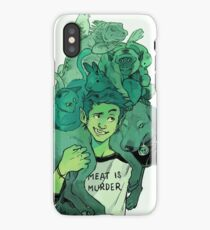 Beast Boy and Pets iPhone Case