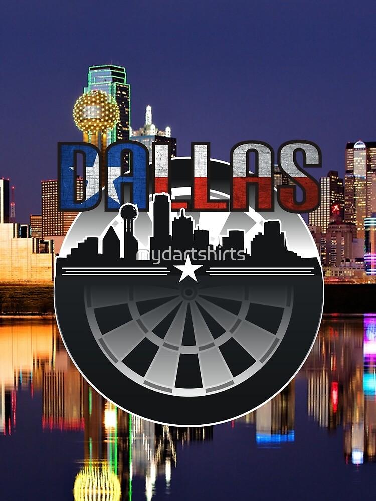 Darts Dallas by mydartshirts