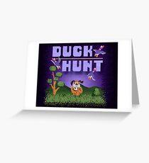 Hunt Duck Custom Size Greeting Card
