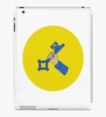 Wallisellen Coat of arms iPad Case/Skin