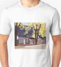 Historic Arrowtown in Autumn Unisex T-Shirt