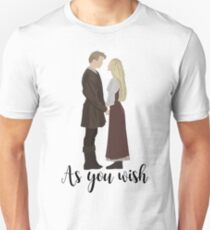 Princess Pride - As You Wish Unisex T-Shirt
