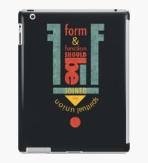 Form & Function iPad Case/Skin