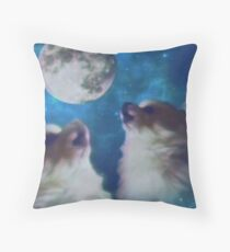 Gabe The Dog Tribute Throw Pillow