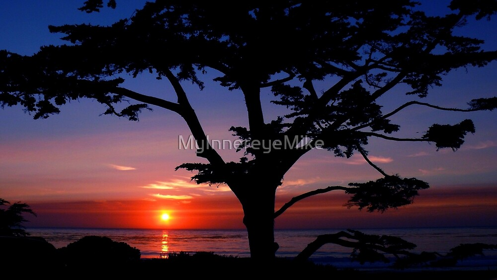 #243    Sunset From Scenic by MyInnereyeMike