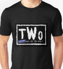 Trump World Order/TWO - Funny Wrestling Politics NWO T-Shirt