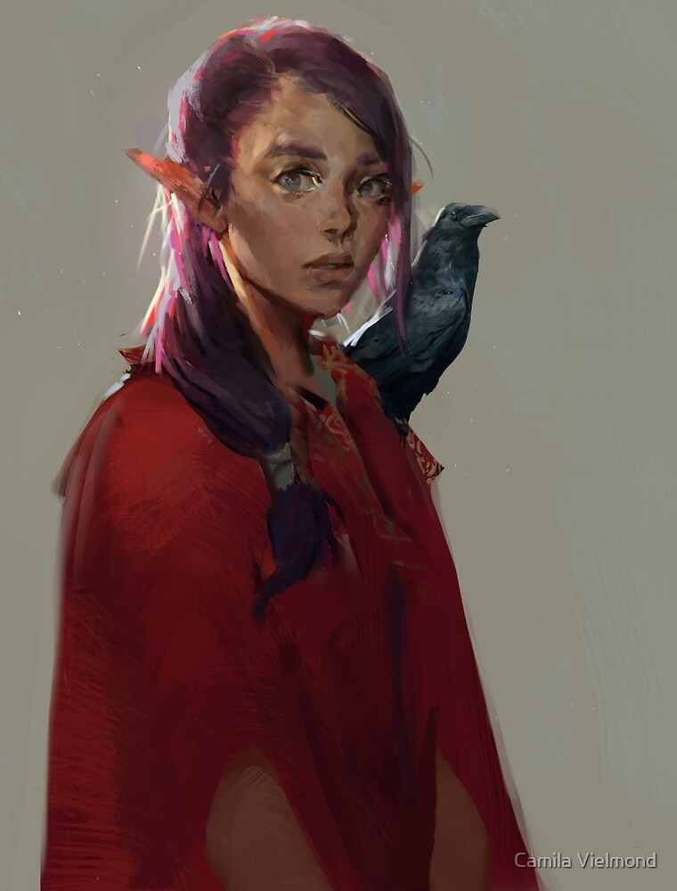 Elf by Camila Vielmond